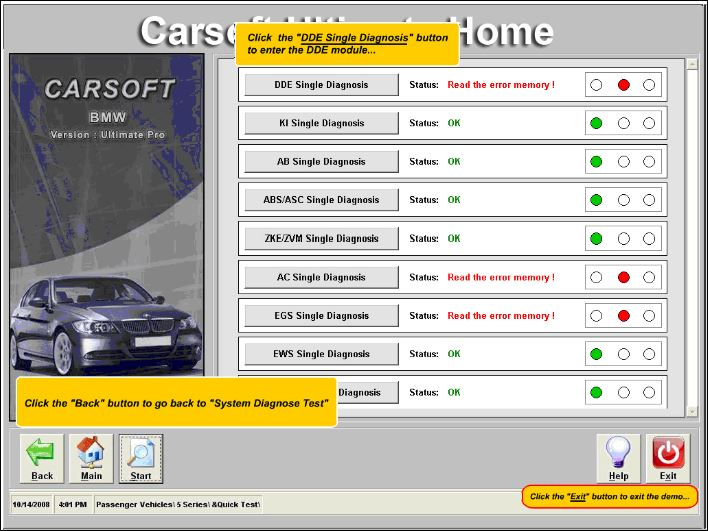 Carsoft Ultimate Home V Software Deutsch